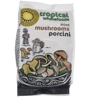 Tropical Wholefoods - Dried Mushrooms (30g)