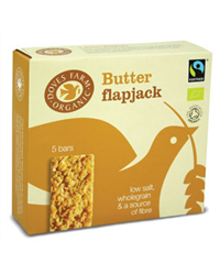 Doves Farm Traditional Butter Flapjacks