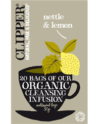 Clipper Nettle & Lemon Infusion (20)