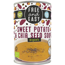Free and Easy - Sweet Potato & Chia Seed Soup (400g)