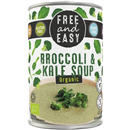 Free and Easy - Broccoli & Kale Soup (400g)